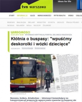 Buspasy też dla rowerzystów?