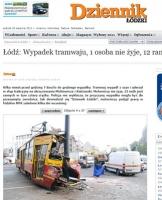 Nie ma sprawcy katastrofy tramwajowej