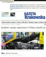 Najdroższe polskie holowanie