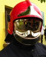 Kierowca podczas burzy - rady Straży Pożarnej
