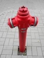 Nie zastawiaj hydrantów. Strażnik wystawi Ci mandat