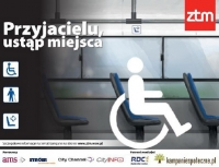 Jak pomóc niepełnosprawnym współpasażerom
