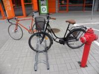 Parkowanie rowerów nieco łatwiejsze