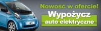 Pierwsze elektryczne auta do wynajęcia