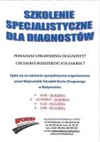 Jeszcze możesz dołączyć do kursu na diagnostę