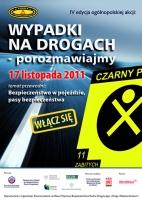 """""""Wypadki na drogach - porozmawiajmy"""" - 4. edycja"""
