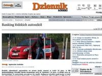Łódź i woj. łódzkie: zdawalność w 2011 roku