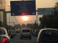 Pomysł szkolenia na autostradach - chyba przedwczesny