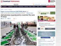 Stołeczny System Roweru Publicznego