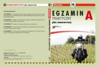 EGZAMIN A (plac manewrowy i ruch drogowy) - dwa filmy w pakiecie