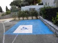 Za mało bezpłatnych miejsc parkingowych dla niepełnosprawnych