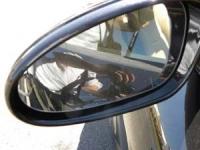 Nowe boczne lusterko samochodowe