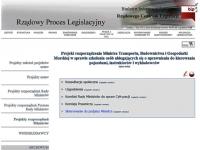 """Są projekty rozporządzeń """"SKIEROWANE DO PODPISU MINISTRA"""""""