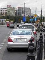 Projekt ustawy uwalniającej zawód taksówkarza