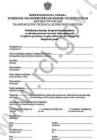 Regulacje w sprawie doradców ds. bezpieczeństwa przewozu ADR