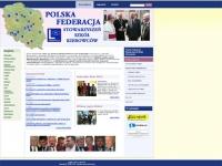 PFSSK i jej nowa strona www