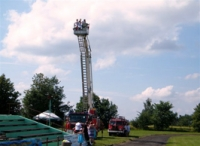 WORD Suwałki z ochotniczymi strażami pożarnymi