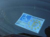 Jak odebrać kartę do parkowania wydaną niepełnosprawnemu