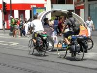 Podróżujmy na rowerze zgodnie z przepisami - apelują policja
