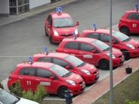Resort w sprawie nadmiernego ruchu pojazdów szkoleniowych