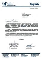 ITS/Sygnity w odpowiedzi na pismo Zarządu KSD WORD