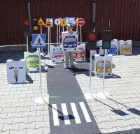 Mini miasteczko dla przedszkolaka