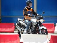 Szanse motocyklistów coraz mniejsze