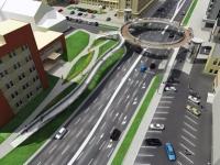 W Rzeszowie mają pierwszą w Polsce okrągłą kładkę dla pieszych