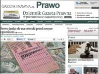 """""""Gazeta Prawna"""": a gdy szkolenie w toku?"""