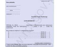 Rozporządzenie w sprawie kas rejestrujących - patrz ePD