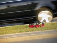 Grzechy główne kierowców względem motocyklistów