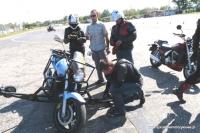 """M. Kukawka: O szkoleniu """"prawdziwych motocyklistów"""""""