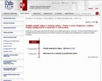 Fotoradarowa poprawka w ustawie - Prawo o ruchu drogowym
