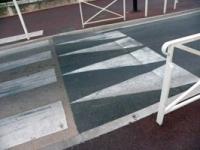 Atrakcyjny woonerf alternatywą dla znaków ograniczania prędkości