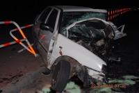 Samobójca na drodze stał się zabójcą