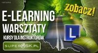 Warsztaty, kursy dla instruktorów, e-learning