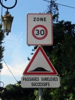 Strefa uspokojonego ruchu drogowego