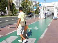 Na drodze dla rowerów obowiązują takie same zasady jak na jezdni dla aut
