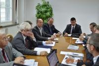 Dalsze konsultacje w resorcie transportu