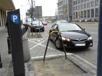Imienna karta parkingowa i tylko dla niepełnosprawnego