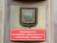 Jest nowy regulamin organizacyjny ministerstwa transportu