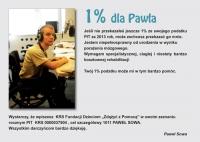 1% dla Pawła