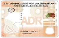 Tekst jednolity rozporządzenia w sprawie egzaminów kierowców ADR