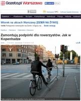 Widzieliście podpórki dla rowerzystów?