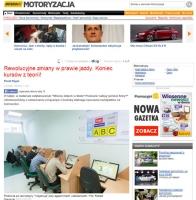 """Posłowie po raz kolejny """"majstrują"""" przy egzaminach i szkoleniach (INTERIA.pl)"""