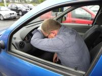 Zmęczony kierowca powoduje 30% wypadków