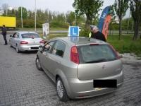 Kolejne kontrole pojazdów szkoleniowych