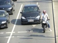 """Senat uzupełnił nowelę ustawy o kierujących dopuszczając """"każdy motocykl"""""""