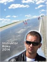 INSTRUKTOR ROKU 2014 - Mariusz Pierzynka
