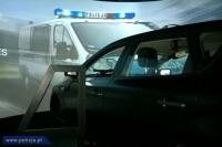 Symulatory jazdy radiowozem